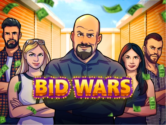 Игра Bid Wars: Storage Auctions