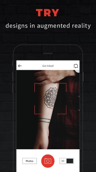 INKHUNTER Try Tattoo Designsのおすすめ画像2