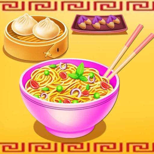 Chinese Food Cooking -Sim Game