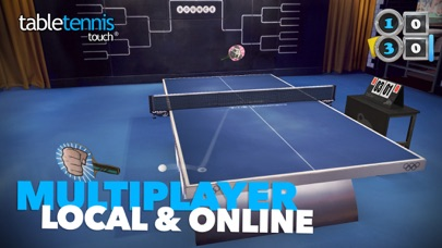 Table Tennis Touchのスクリーンショット4