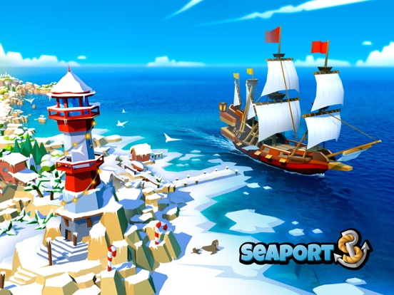 Seaport - History of Ships на iPad