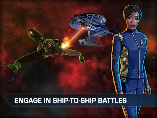 Скачать игру Star Trek Timelines
