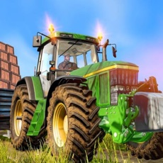 Activities of Driving Tractor Farming Sim