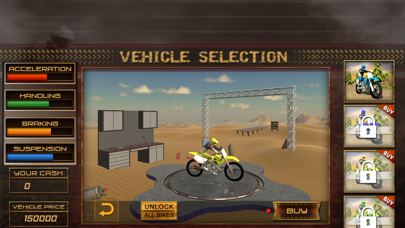 ダートバイクレーシング:トライアルエクストリームモトスタントライダーのおすすめ画像2