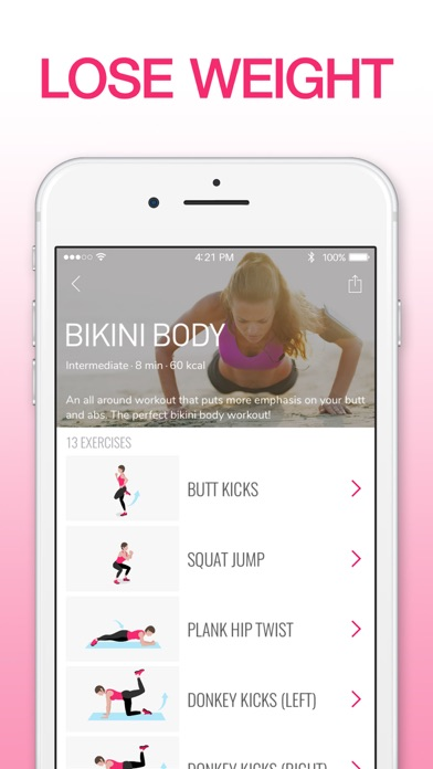 download Workout for Women: Fitness App apps 0