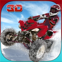 Snow Quad Bike Simulator 3D – Ride the offroad atv & show some extreme stunts