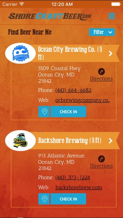 Shore Craft Beer screenshot-4