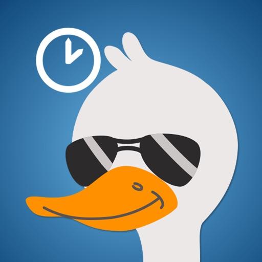 Goose Time Clock!