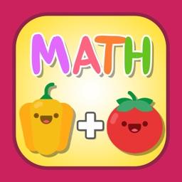Veggie Math - First Grade