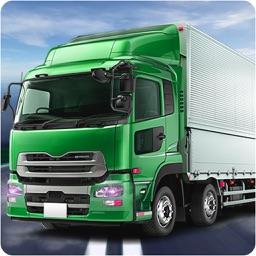 Cargo truck driving simulator