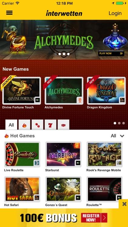 Internetwetten Casino