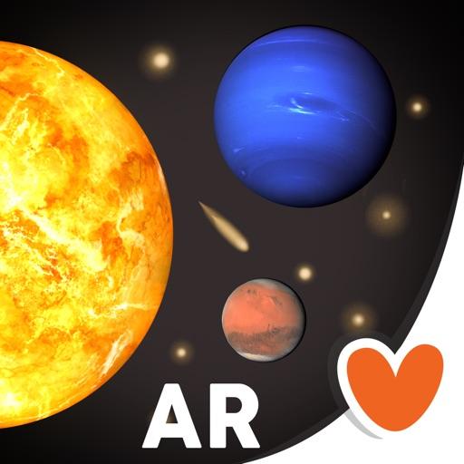 Solar System A.R