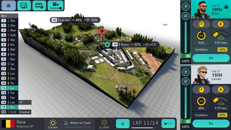 Motorsport Manager Mobile 3 screenshot-9