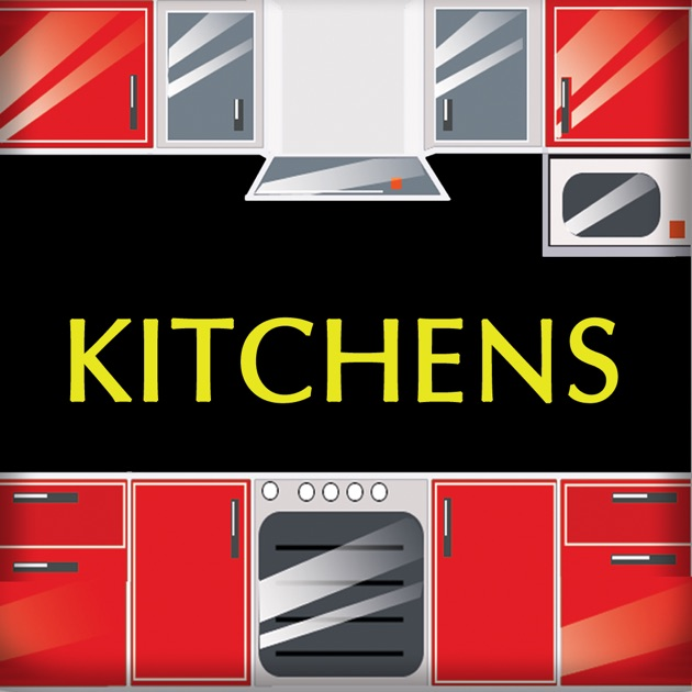 Kitchens. Interiors Design On The App Store