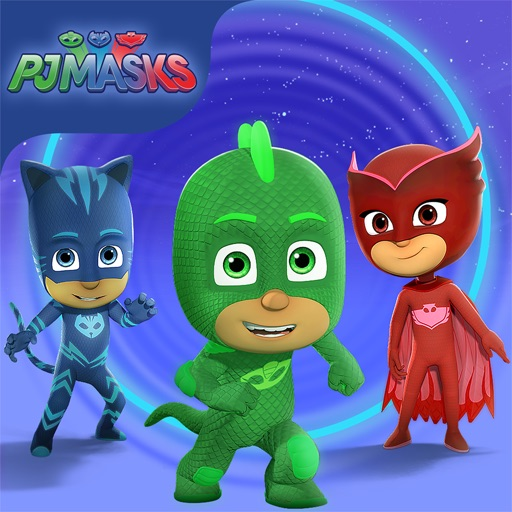 PJ Masks: Time To Be A Hero iOS App