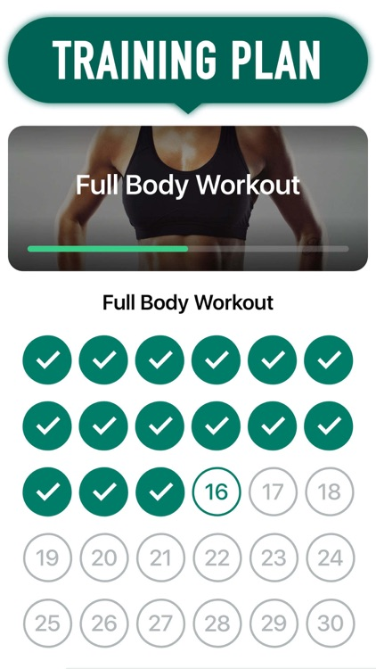 30 Day Fitness Challenge Pro screenshot-3