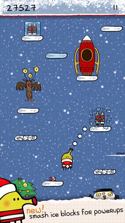 Doodle Jump - Insanely Good! screenshot-3