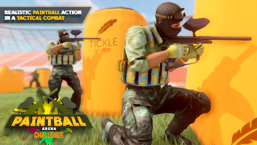 Paintball Arena Challenge Online Hack Tool