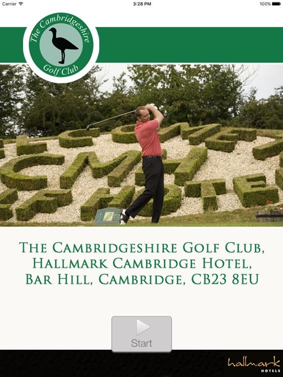 The Cambridgeshire Golf Club - Buggy
