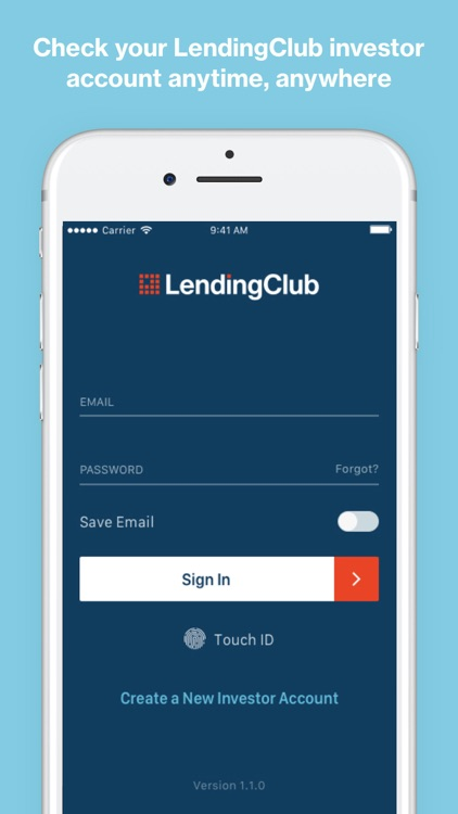 LendingClub Invest
