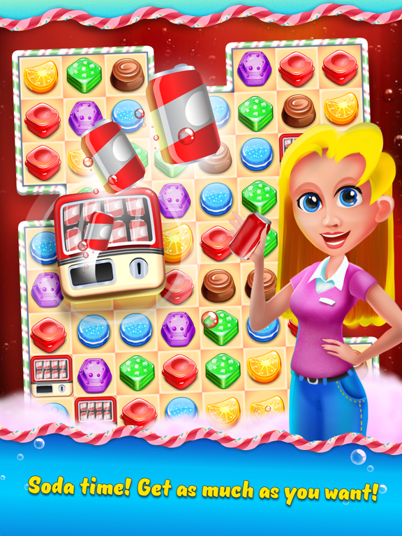 Sweet Candies 3 screenshot 8