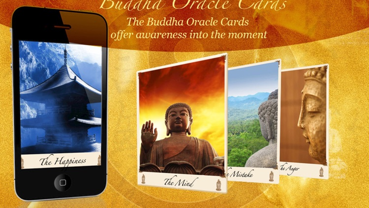 Wisdom Cards - Spiritual Guide screenshot-1