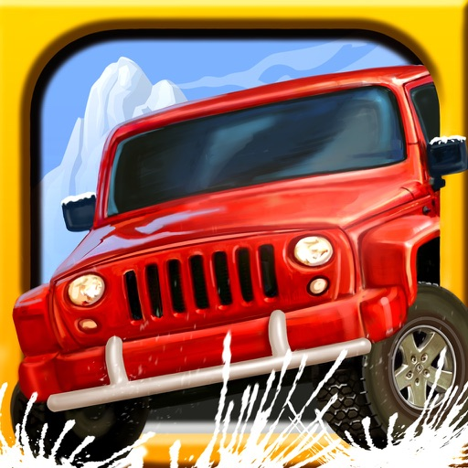 Snow Off Road -- Mountain Mud/Dirt Driving Game