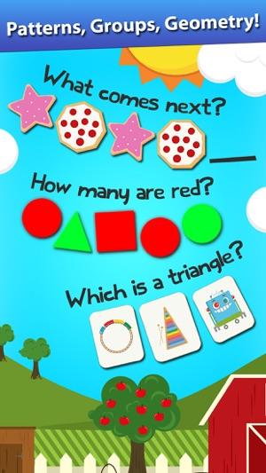 Animal Math Preschool Games on the App Store