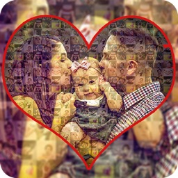 Mosaic Photo Collage Maker