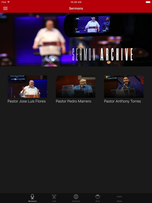 Victory Life Fellowship screenshot 4