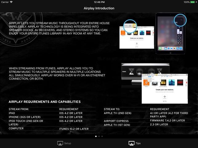 Klipsch Air on the App Store