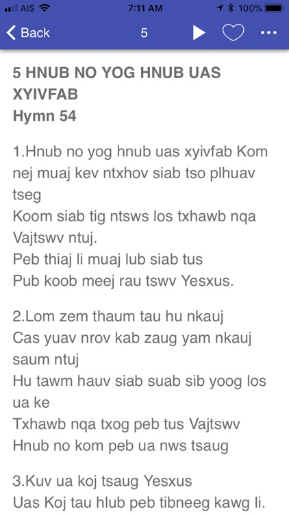 Hmong SDA Hymnal