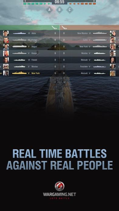 World of Warships Blitz: MMO screenshot 4