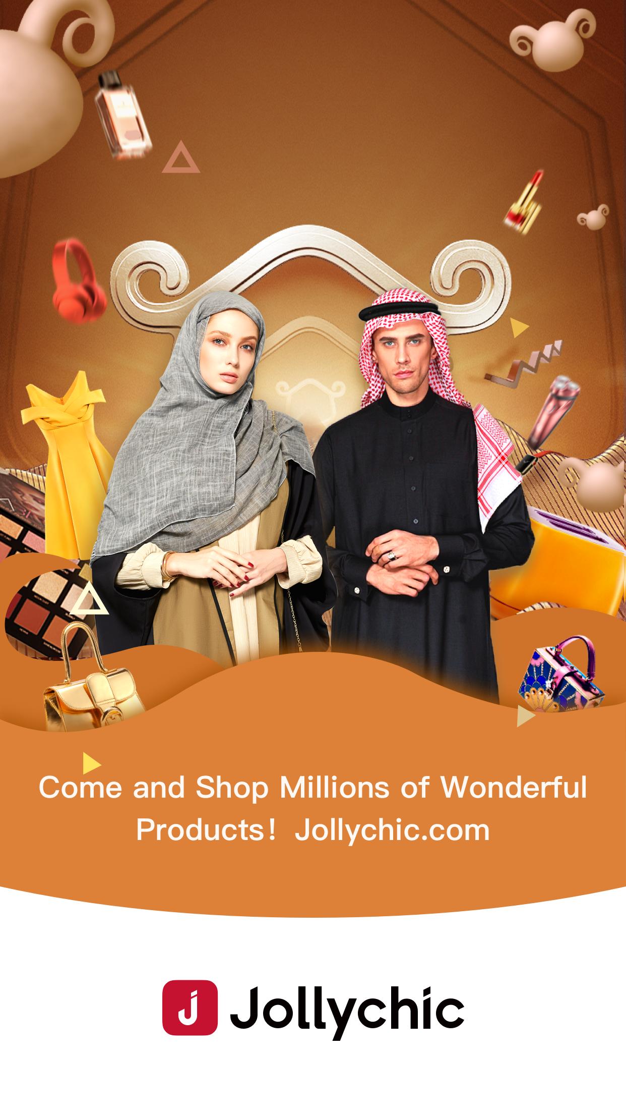Jollychic-جولي شيك مول للتسوق Screenshot