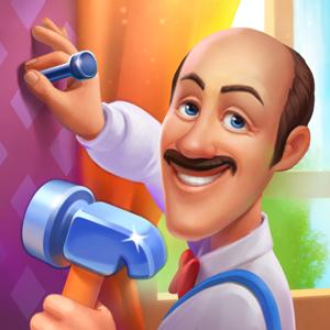 Homescapes - Games app