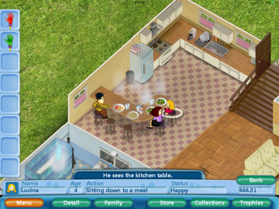 Virtual Families Lite screenshot 6