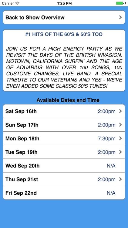 All Access Branson Tickets