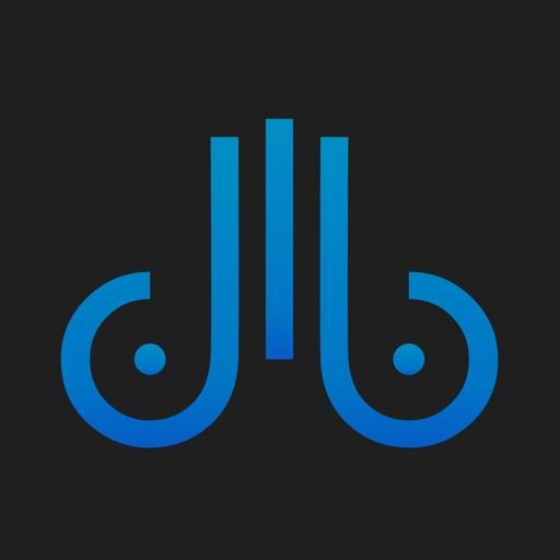 d(- -)b