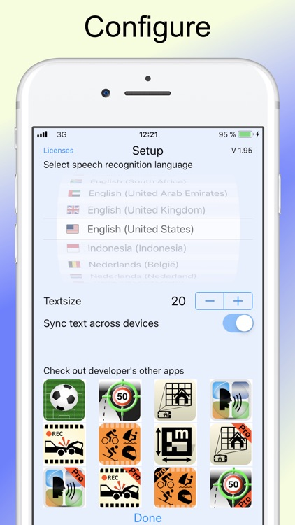 Dictation - Talk to text screenshot-4