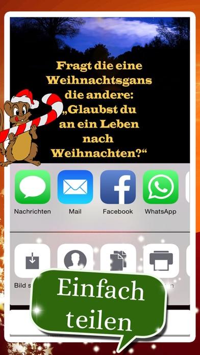 Weihnachtsgrüße mal lustig screenshot 4