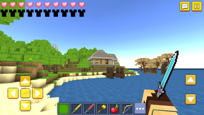 ピクセルサバイバルゲーム:無人島に冒険するのおすすめ画像6