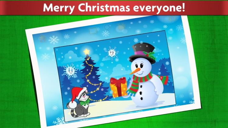Christmas Game: Jigsaw Puzzles screenshot-4