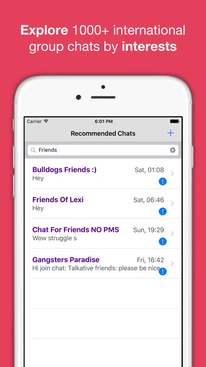 Australian Chat Rooms - Free dating chat app for Aussie