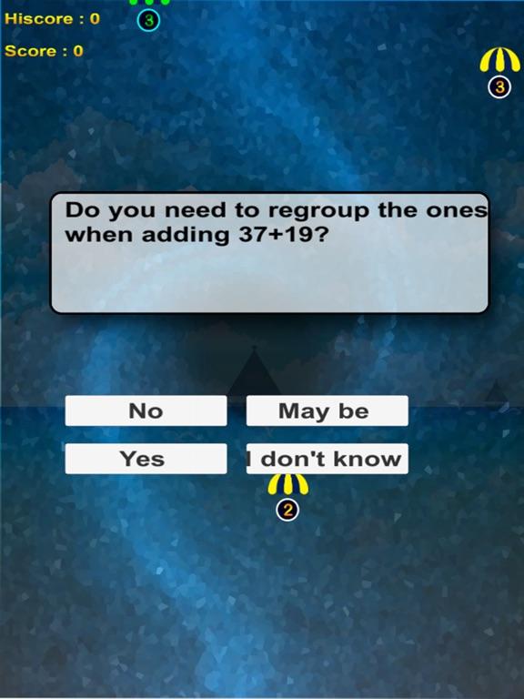 Umbrellas With Math Trivia screenshot 9