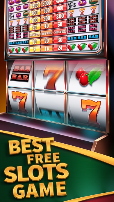 Best slot machine vegas