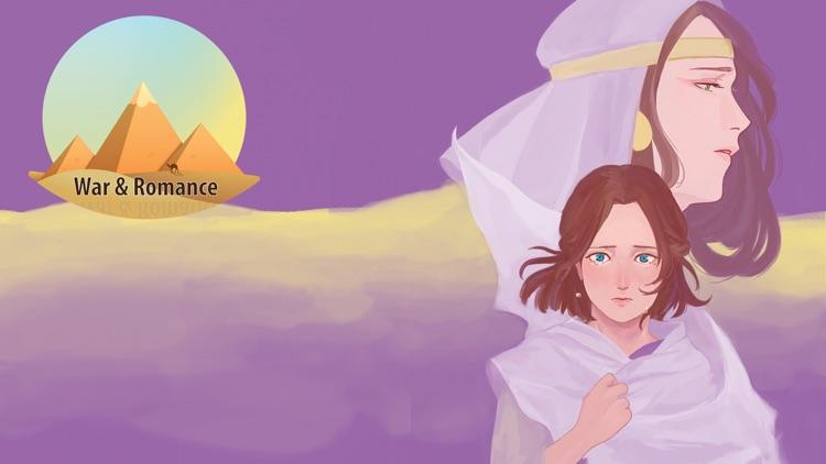 War & Romance Novel قصة عشق من أروع روايات الحب screenshot-0