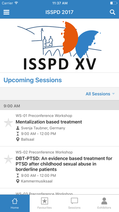 ISSPD 2017 screenshot two