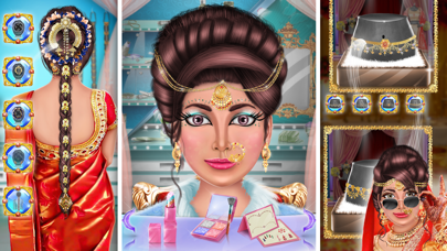 Indian Wedding Royal Salon screenshot four
