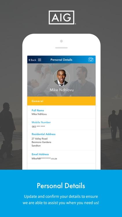 AIG Insurance screenshot-3