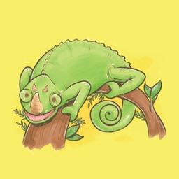 Chameleon Emojis